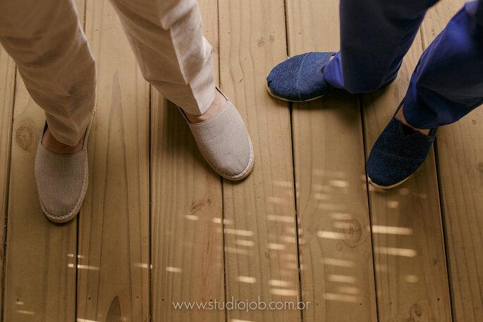 sapatos combinando