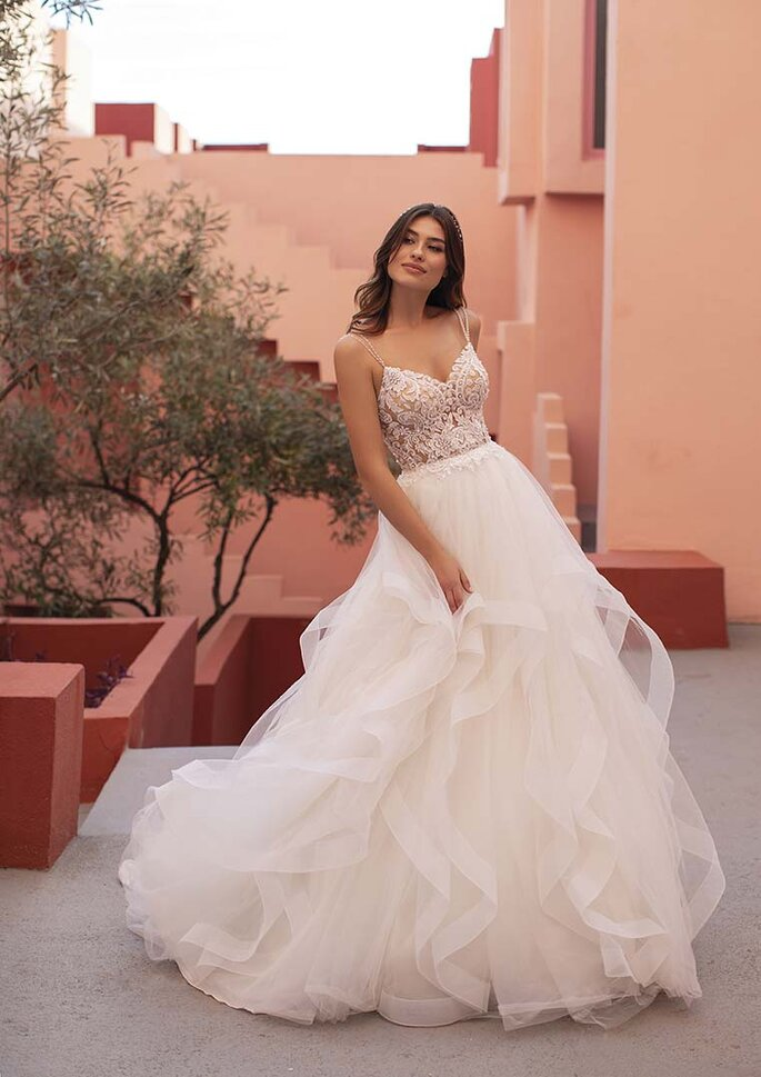 Déclaration Mariage, boutique de robe de mariée à Paris