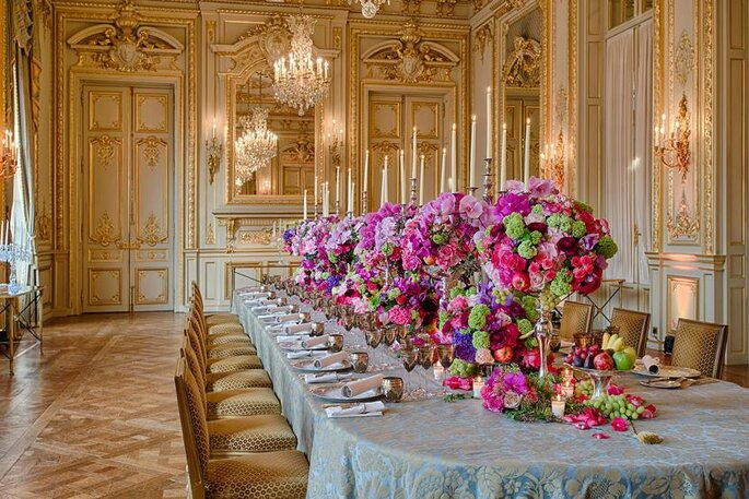 Shangri-La Hôtel Paris - prestige - mariage - 75