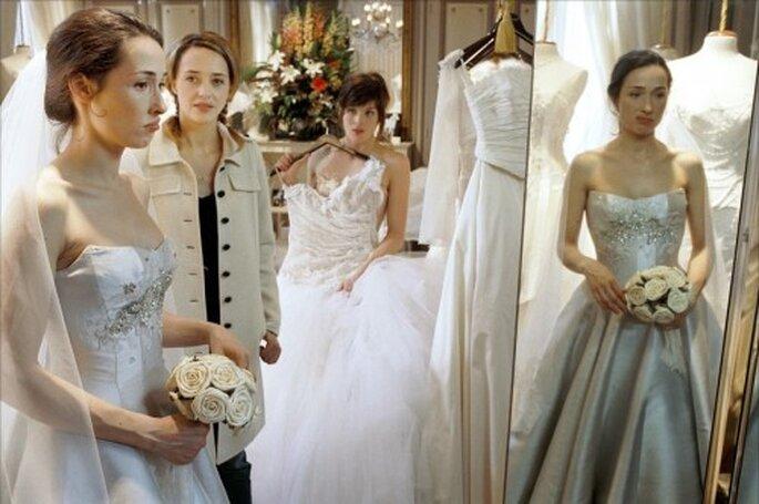 Robe de mariée : est ce que j'ai fait le bon choix ? -  (C) Le plus beau jour de ma vie