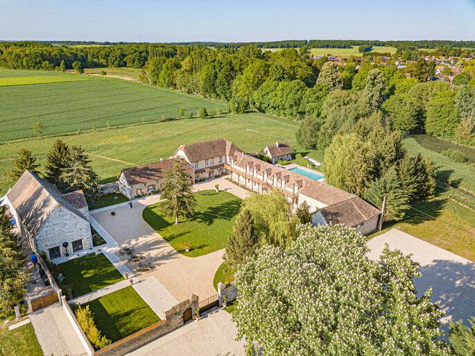 Le Domaine de la Thibaudière, lieu de réception dans les Yvelines