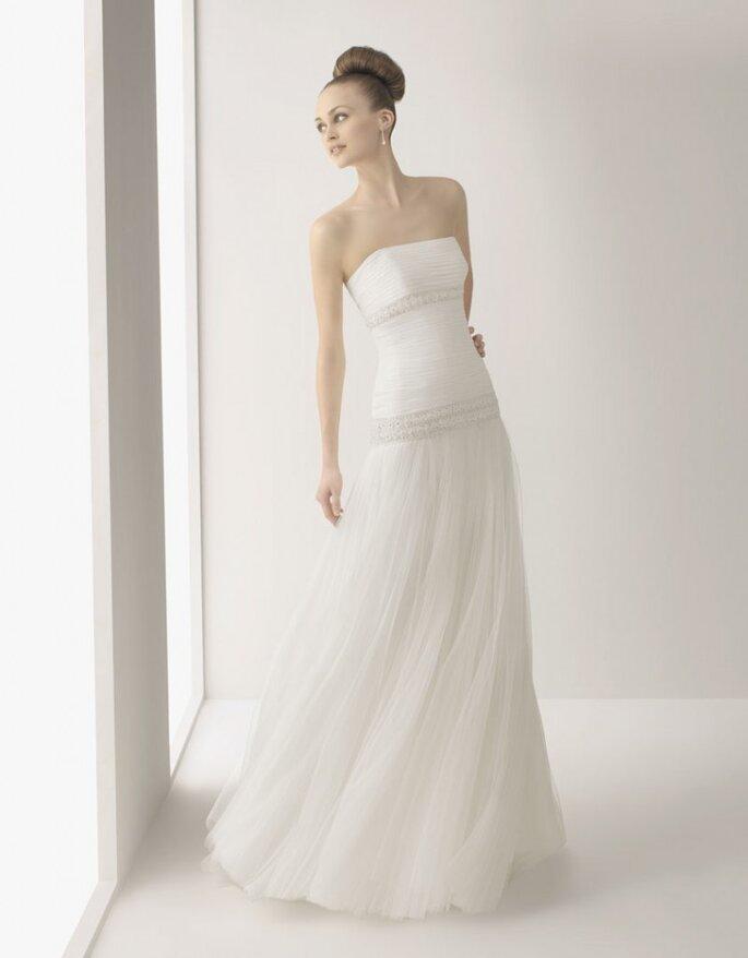 Vestido de novia Hiros, Rosa Clará