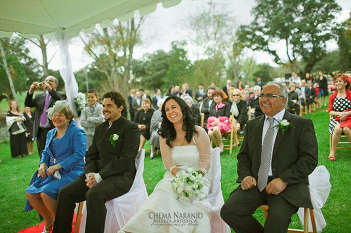 fotos de bodas, boda en un embarcadero