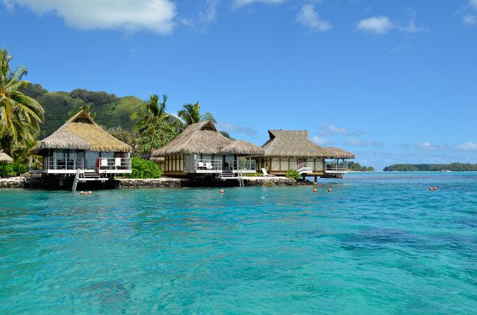 Bora Bora - Shutterstock