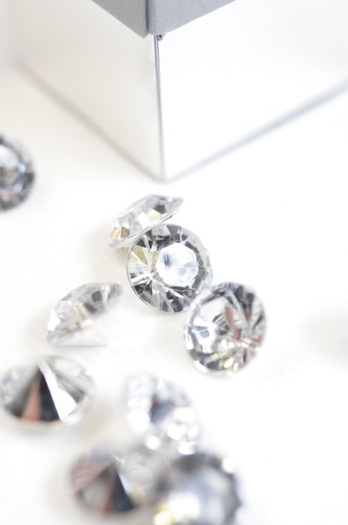 Diamants de décoration - Decodefete.com