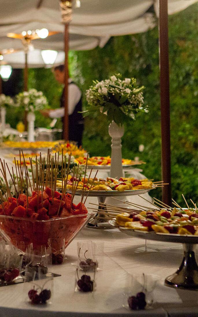 Tenuta Verdoliva - buffet aperitivo