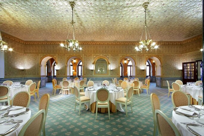 Foto: Hotel Alhambra Palace