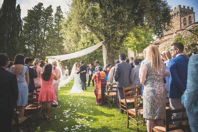 Above & Beyond Tuscan Weddings
