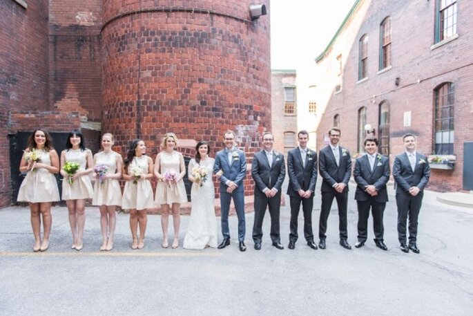 Cómo planear una boda en sólo 4 meses - Foto Olive Photography