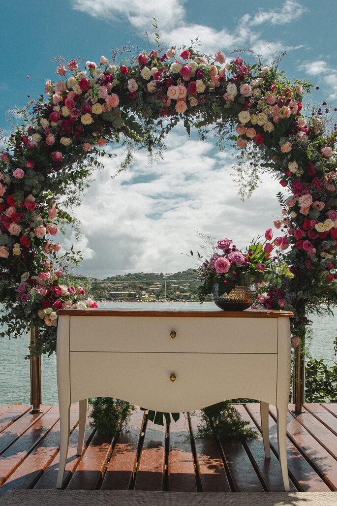 Flores: Aurora Atelier Floral - Foto: Alexandre Rechtman