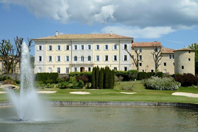 Le Château de Taulane