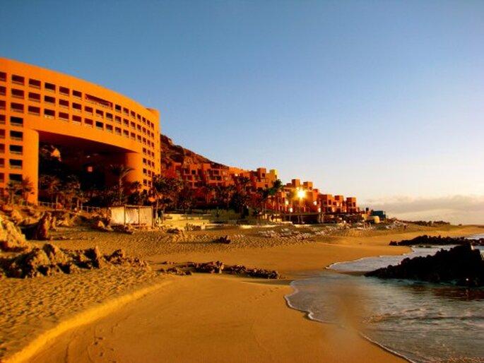 Los cabos es uno de los destinos más románticos en México - Foto Jeffgunn en Flickr