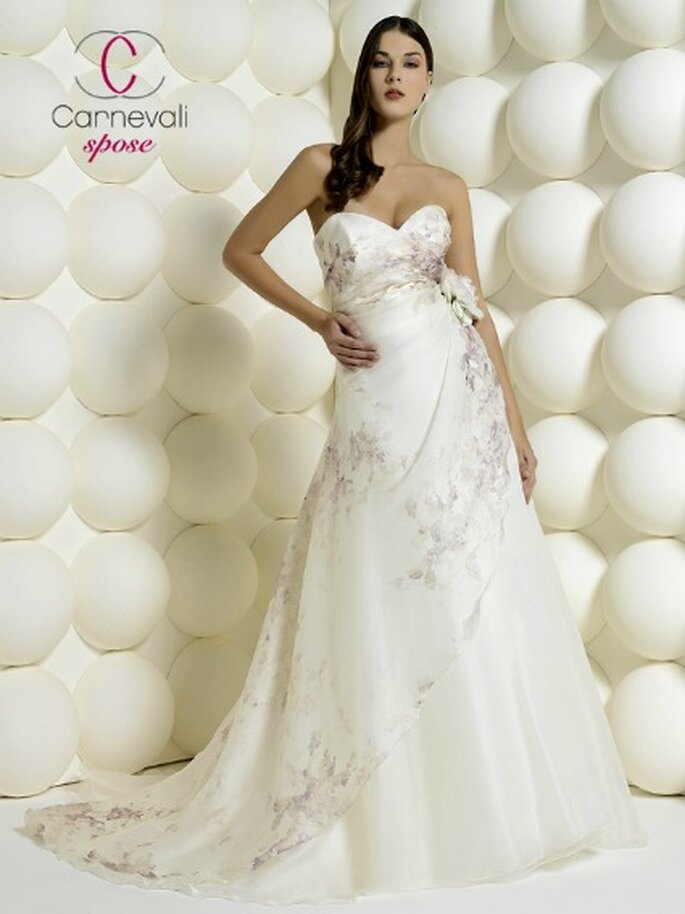 Carnevali Spose Collezione Sophia '12 Glamour Mod. Dana