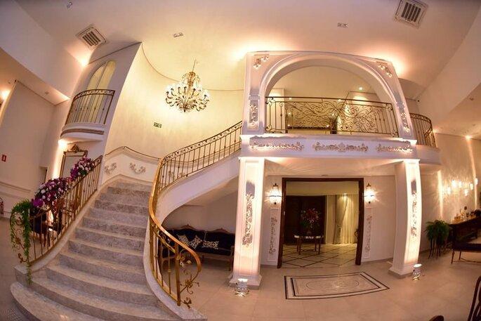 Escadaria do Buffet Pires Almeida