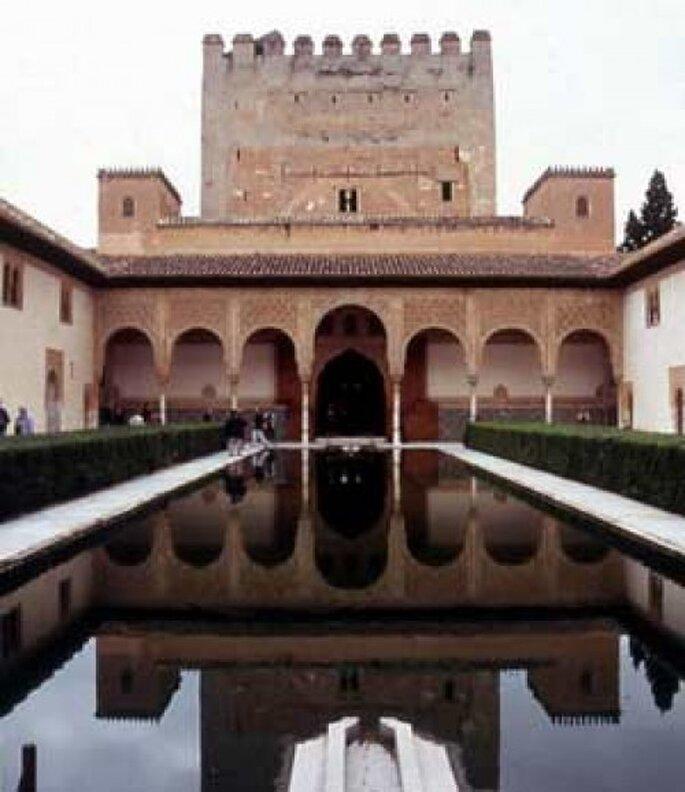 Espectacular imagen de La Alhambra de Granada