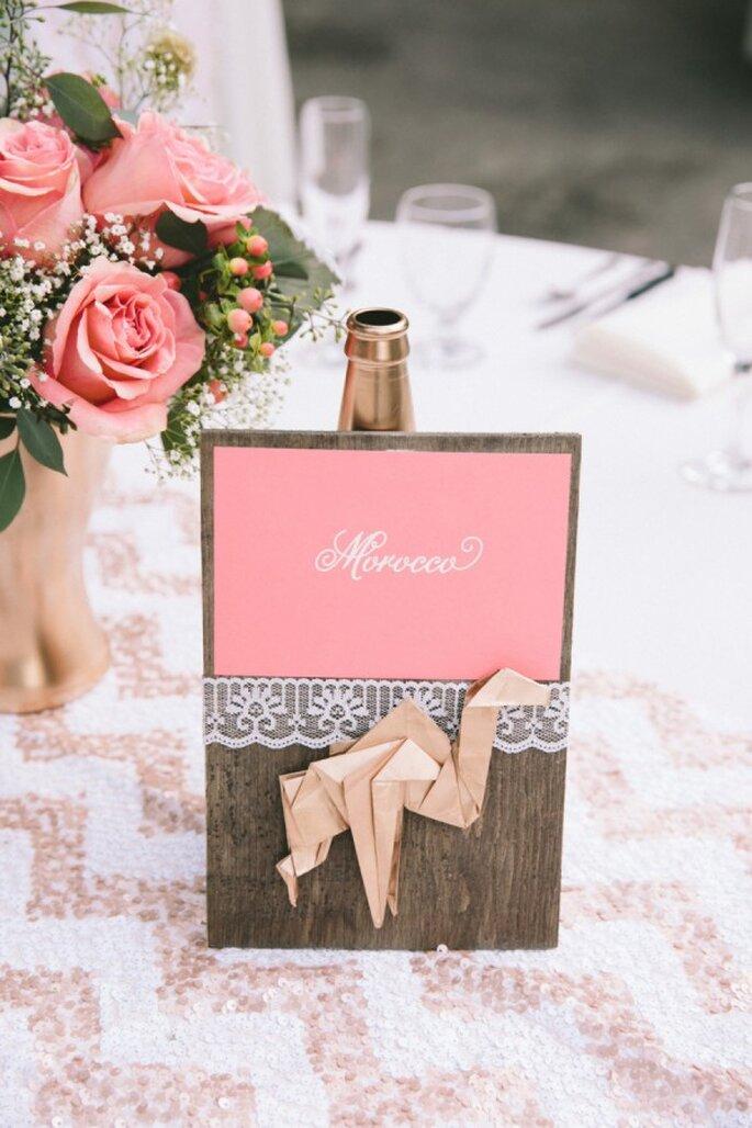 Montaje perfecto para una boda de día - Foto Onelove Photography