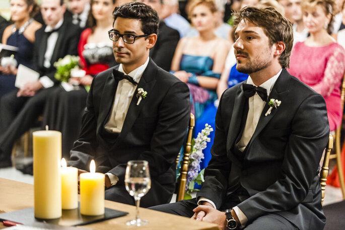 boda pareja gay