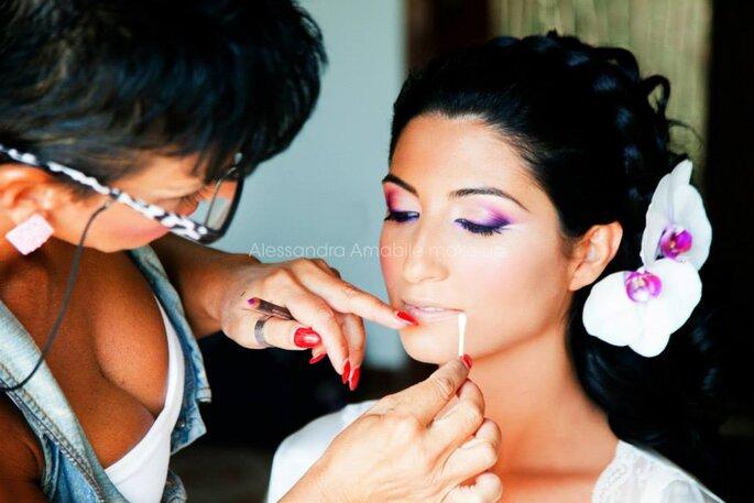 Alessandra Amabile Make Up