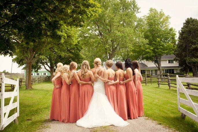 La mejor boda con inspiración rústica - Foto Tied Photography