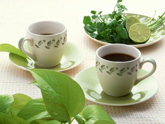 Consume té o aromáticas. Foto: Fotofrontera