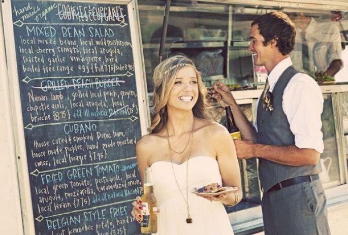 Foto via exquisiteweddingsmagazine.com