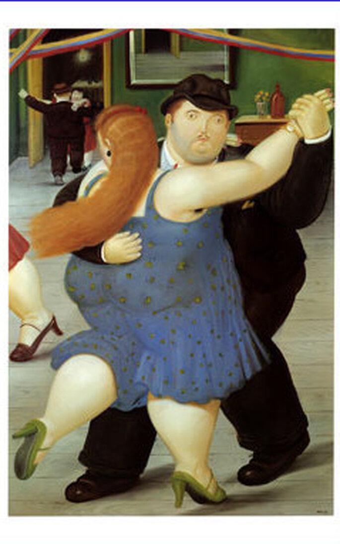 Botero, Coppia che balla