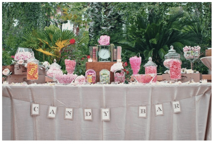 Les meilleures sweet table de 2013 - Photo Mark Brooke Photography