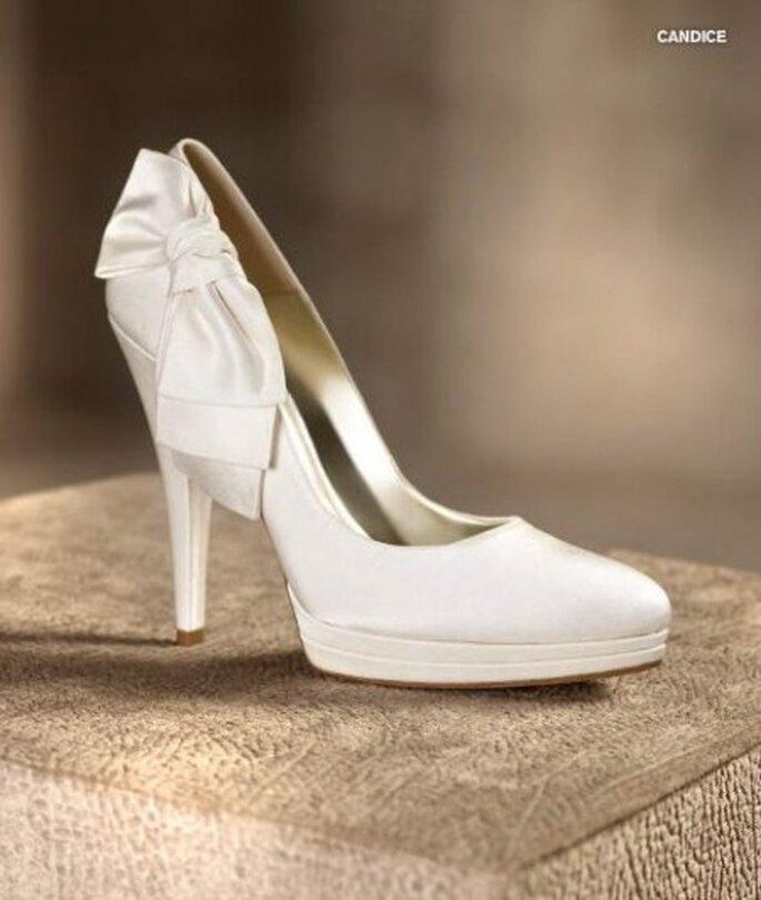 Zapatos de Pronovias 2012