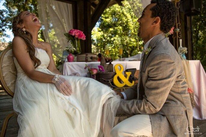 No te preocupes en tu boda y disfruta toda tu sesión de fotos - Arturo Ayala