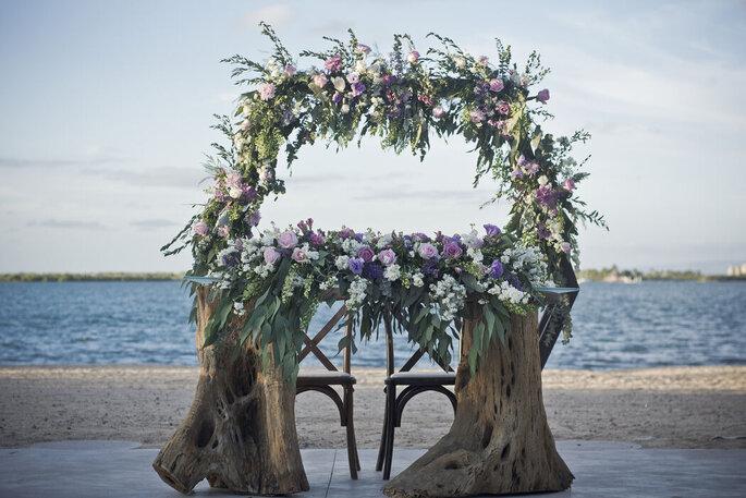Marea La Paz Hoteles para bodas Baja California Sur