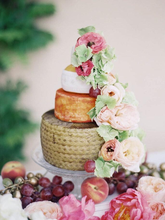 Alternativas deliciosas para el pastel de bodas - Sandoval Studios Photography