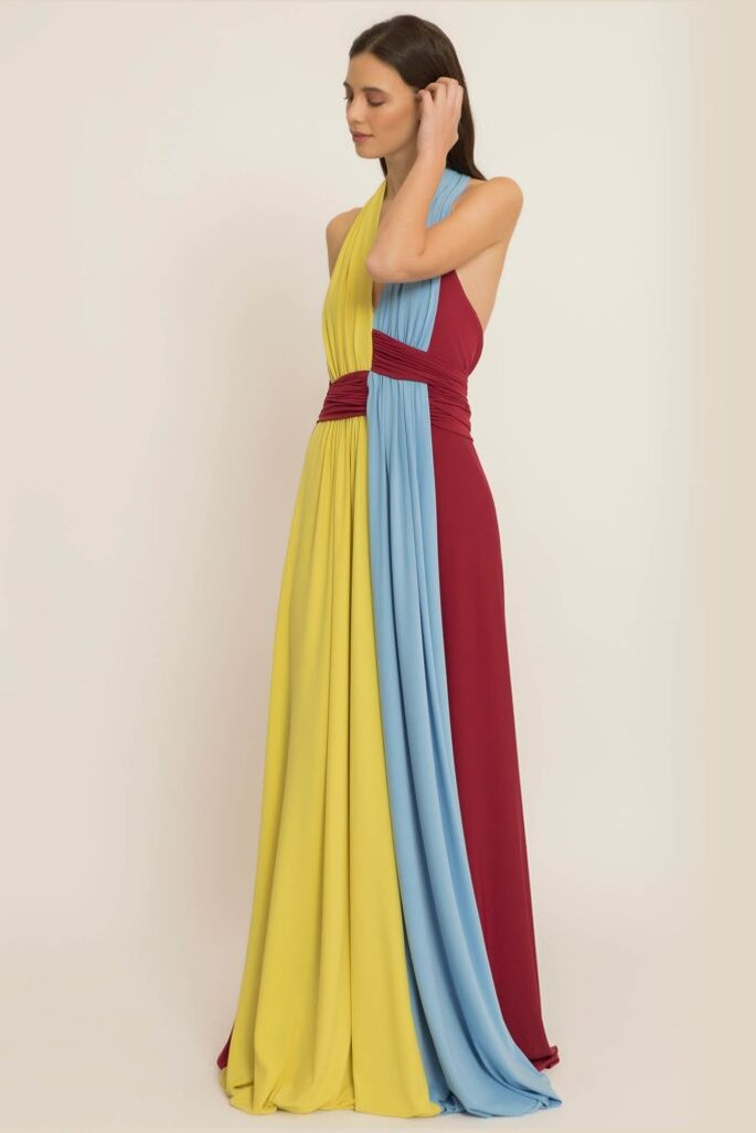 Donde encontrar vestidos de fiesta baratos en madrid