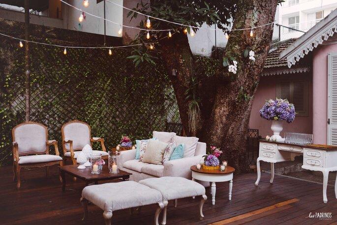 Boa localização e fácil acesso para convidados e fornecedores