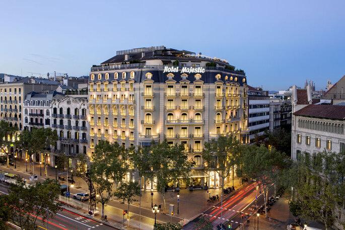Hotel Majestic Hotel & Spa Barcelona