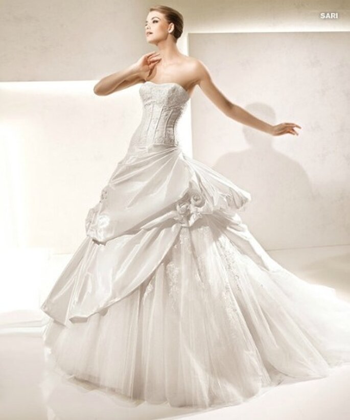 Sari Collection BallGown - La Sposa 2012