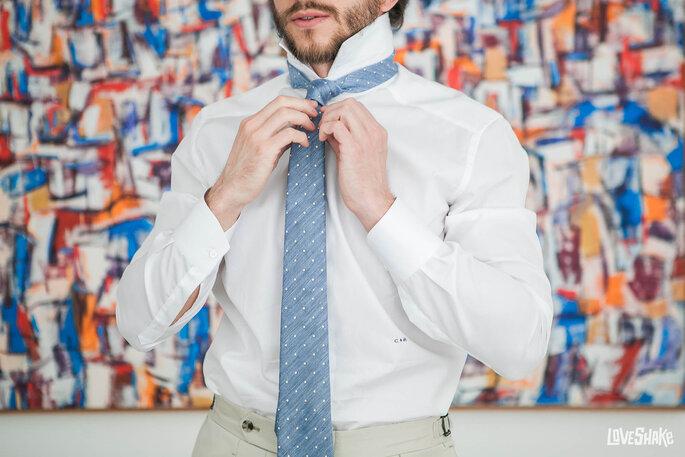 Ajuste gravata