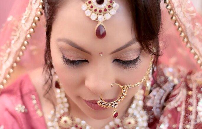 Makeup Artist: Sohni Juneja.