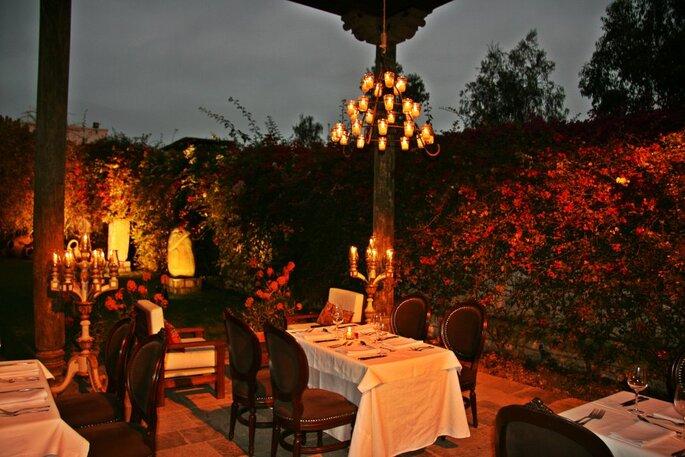 Museo Larco Café- Restaurante