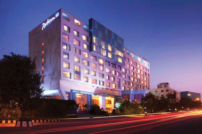 Photo: Radisson Blu Hotel Pune Kharadi.