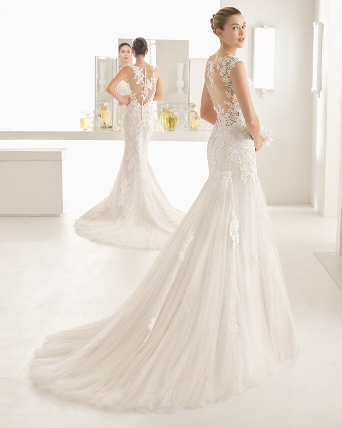 Vestidos novia civil mexico