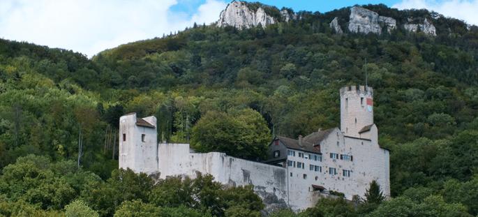 Foto: Schloss Neu-Bechburg