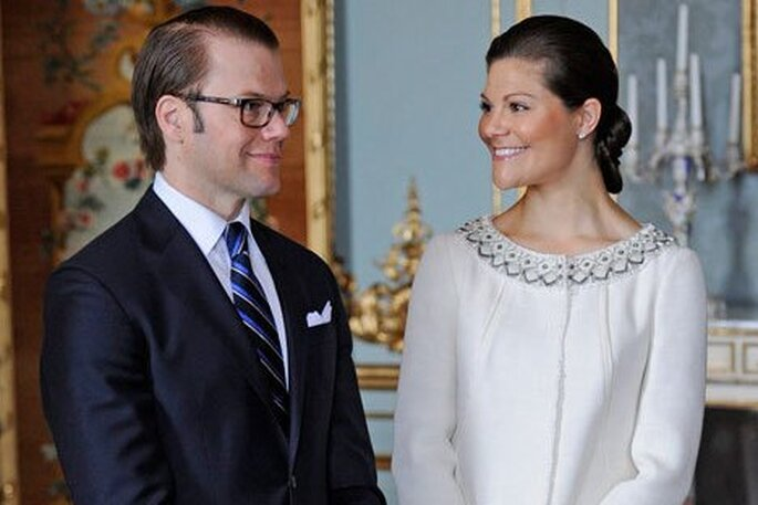 Casamento da Casa Real da Suécia: Princesa Victoria e Daniel Westling