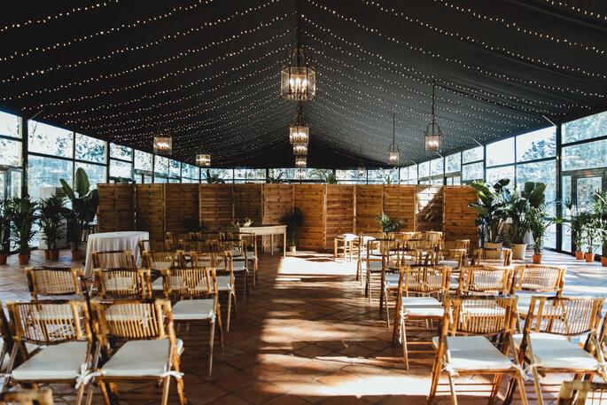 El Cortijo de Mónico finca para bodas Madrid