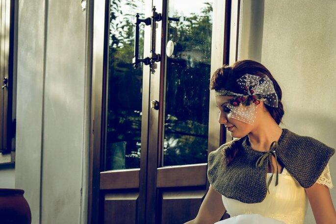 Hair Stylist: Fuori di Testa di Claudia Vanini - Foto via Oui Darling
