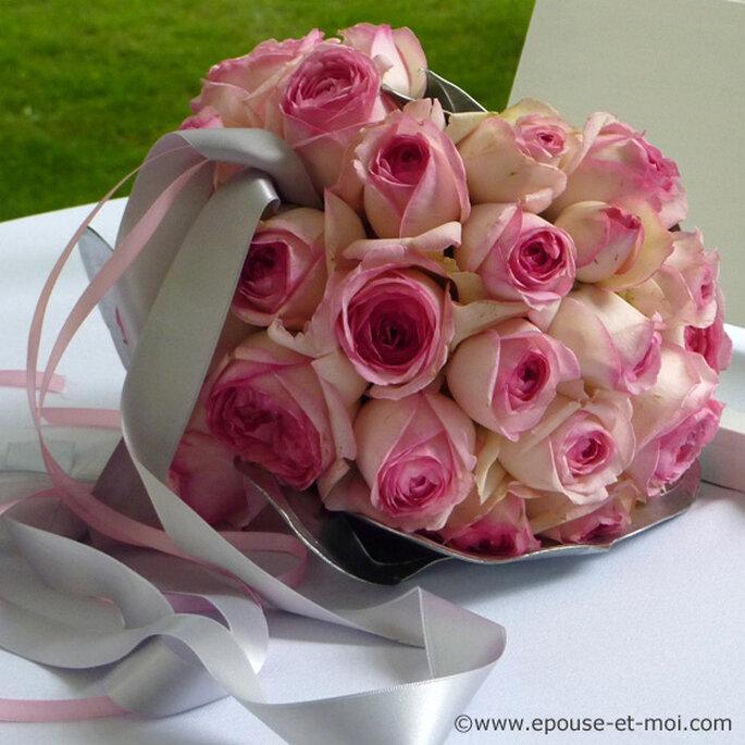 Eblouissant ce bouquet d'autel...