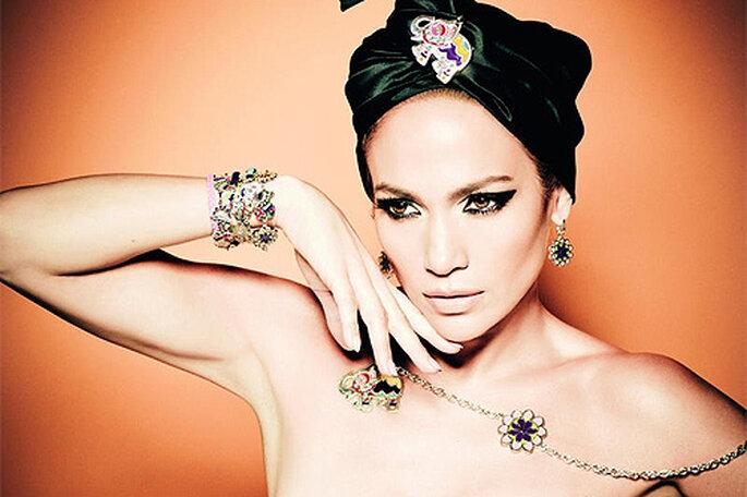 Jennifer López es el nuevo rostro de Tous