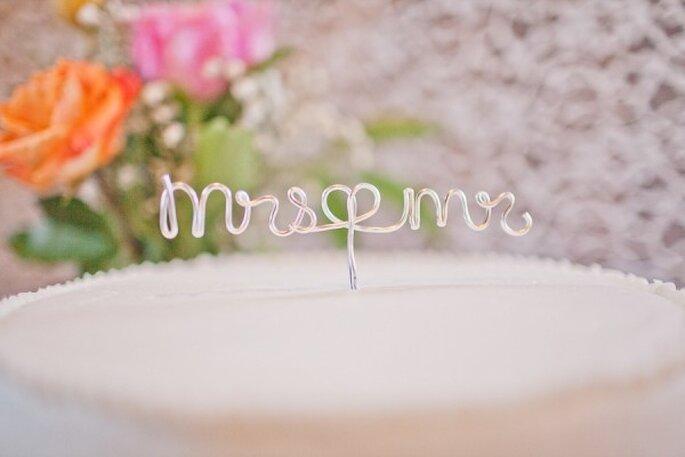 Cómo organizar una boda en sólo 4 meses - Foto Melanie Yu