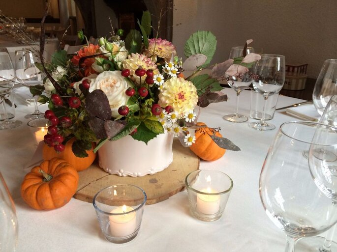 Decorazioni Matrimonio Arancione : Matrimonio in arancione idee per addobbi e decorazioni letteraf