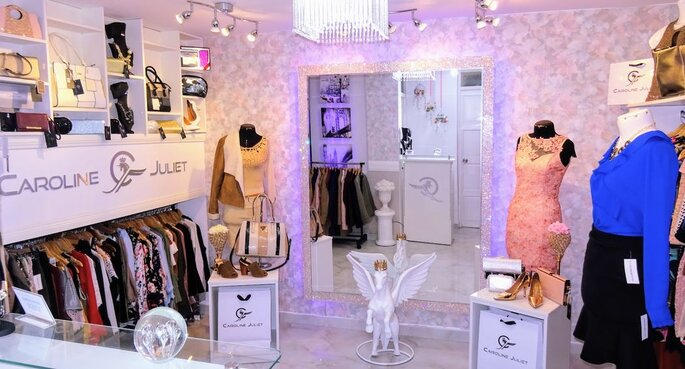 Caroline Juliet - Boutique Online y Showroom