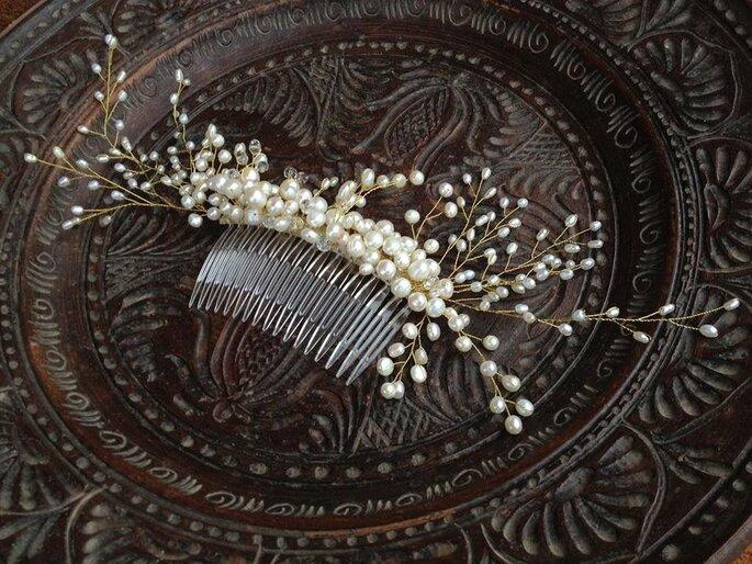 Дизайнерские свадебные украшения Юлии Ладченко